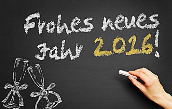 Huawei-Info - Frohes Neues Jahr 2016