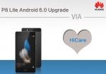 Huawei P8 Lite: Marshmallow Update mit Hi-Care downloaden - jetzt!